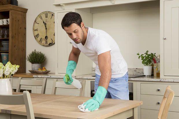 Mách bạn 5 cách vệ sinh nhà cửa, đồ dùng để hạn chế lây nhiễm virus hình 2