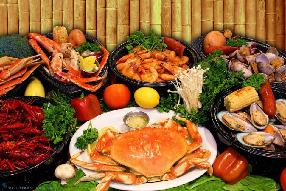 Những món ăn ngon từ hải sản đổi vị cho bữa cơm gia đình