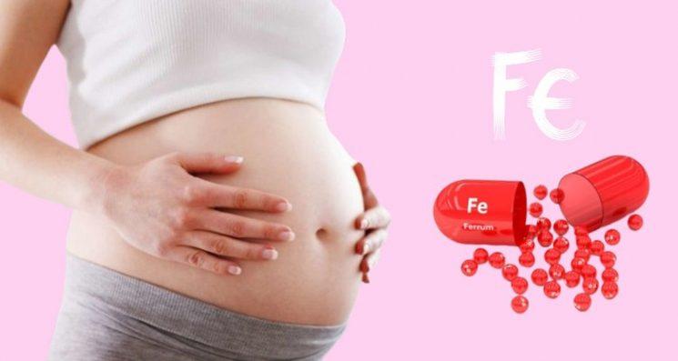 thieu mau khi mang thai