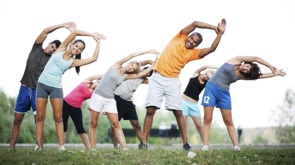 tập thể dục thể thao hình 1