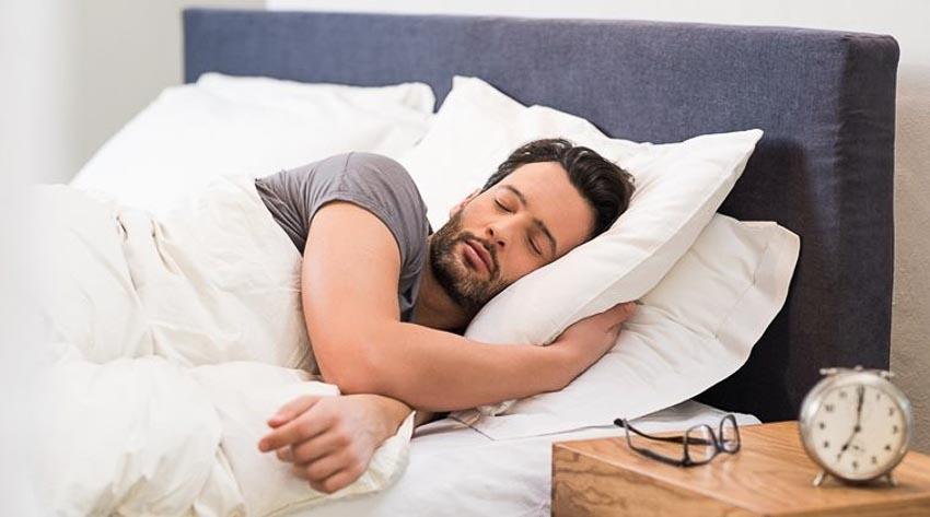 thói quen ngủ và nghỉ ngơi