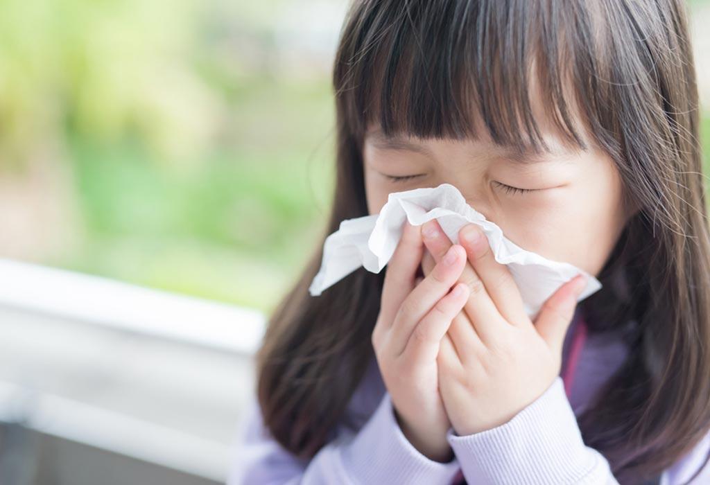 Phân biệt cảm lạnh và cảm cúm ở trẻ mà cha mẹ cần biết