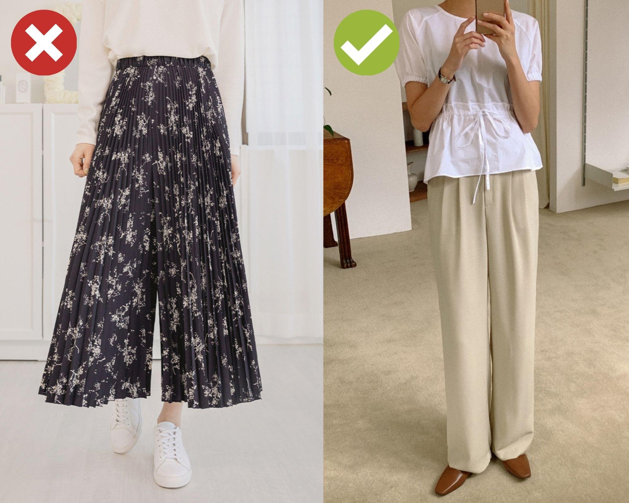 Những kiểu quần nên tránh vào mùa hè mà chị em phụ nữ cần lưu ý