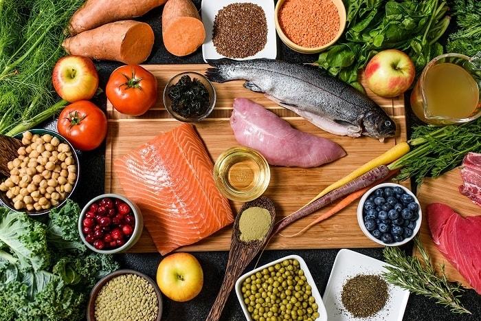 Quy tắc dinh dưỡng 4-5-1 để tăng cường sức đề kháng