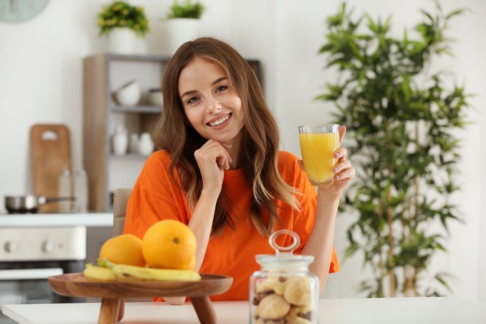 Tác dụng của cam đối với sức khỏe của con người