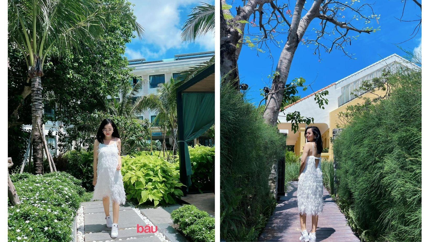 CEO tài năng Chu Mai Hương gây sốt với cách phối đồ giấu bụng bầu và đẹp hoàn hảo suốt thai kỳ