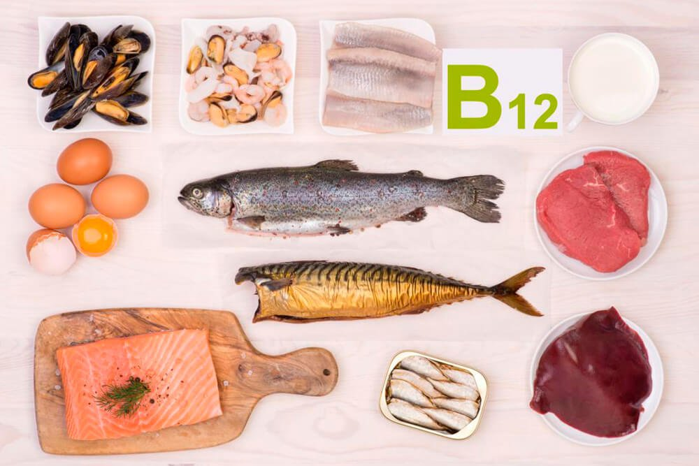 thieu vitamin B12