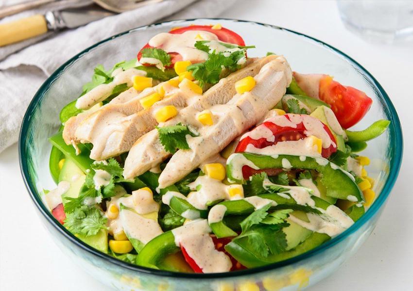 cong thuc salad uc ga