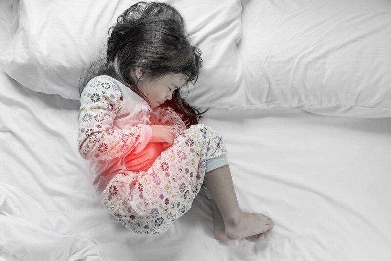 Điểm mặt các bệnh đường tiêu hóa thường gặp ở trẻ mà bố mẹ cần chú ý