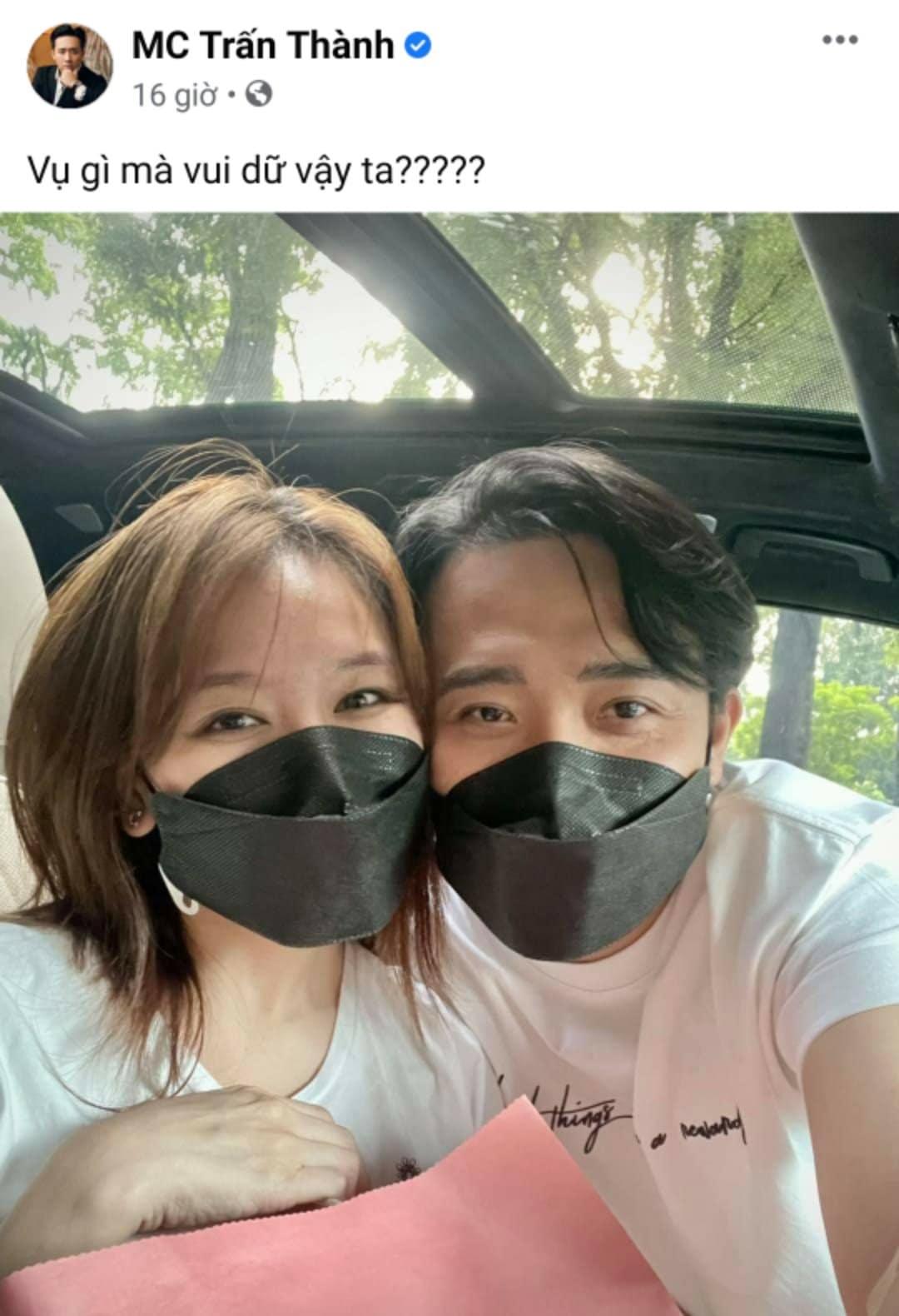 Hari Won Tran Thanh