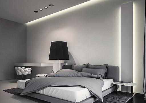 Những mẫu thiết kế phòng ngủ sang trọng dành cho các cặp vợ chồng