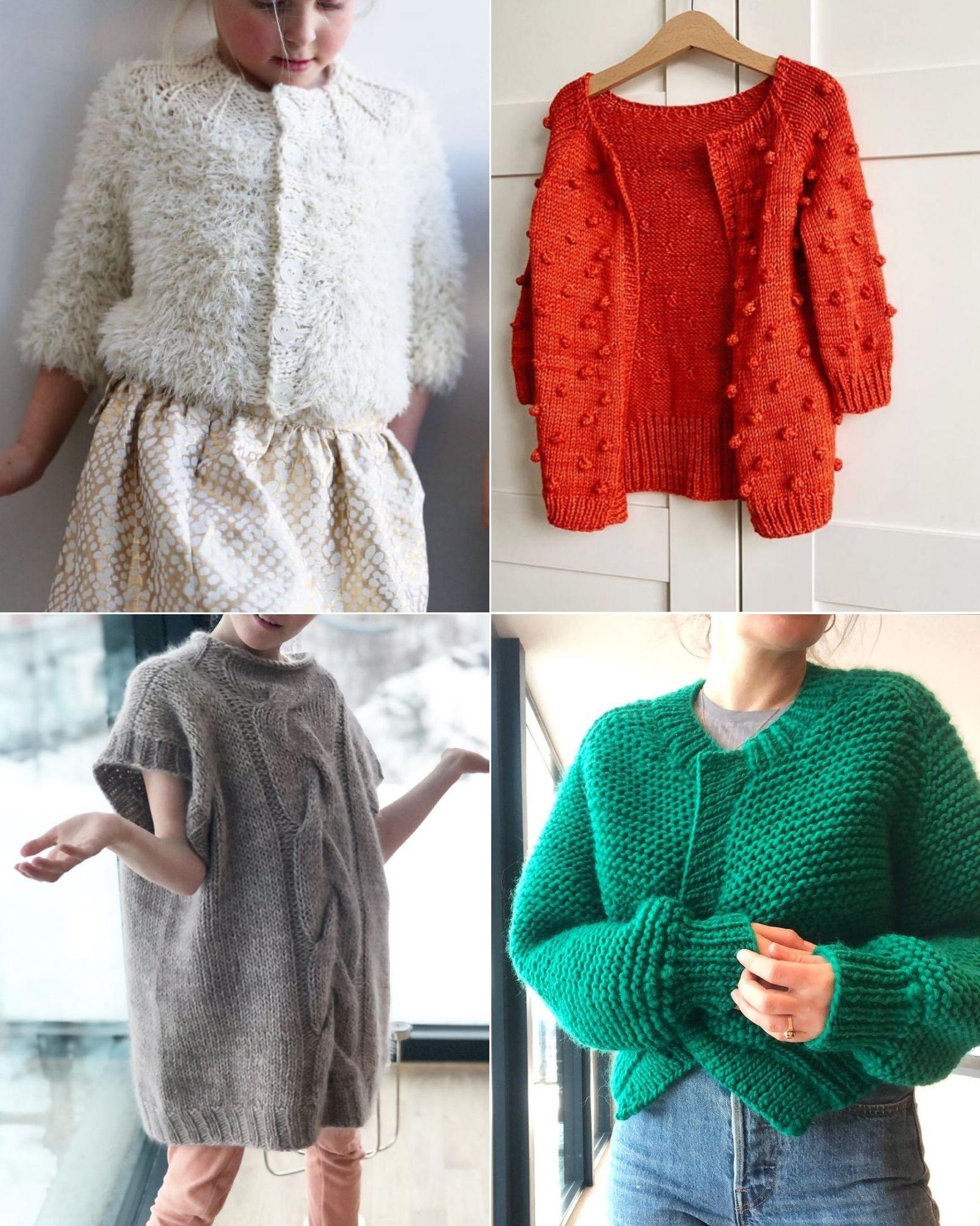 Tài khoản Instagram về nghệ thuật đan len giúp bạn