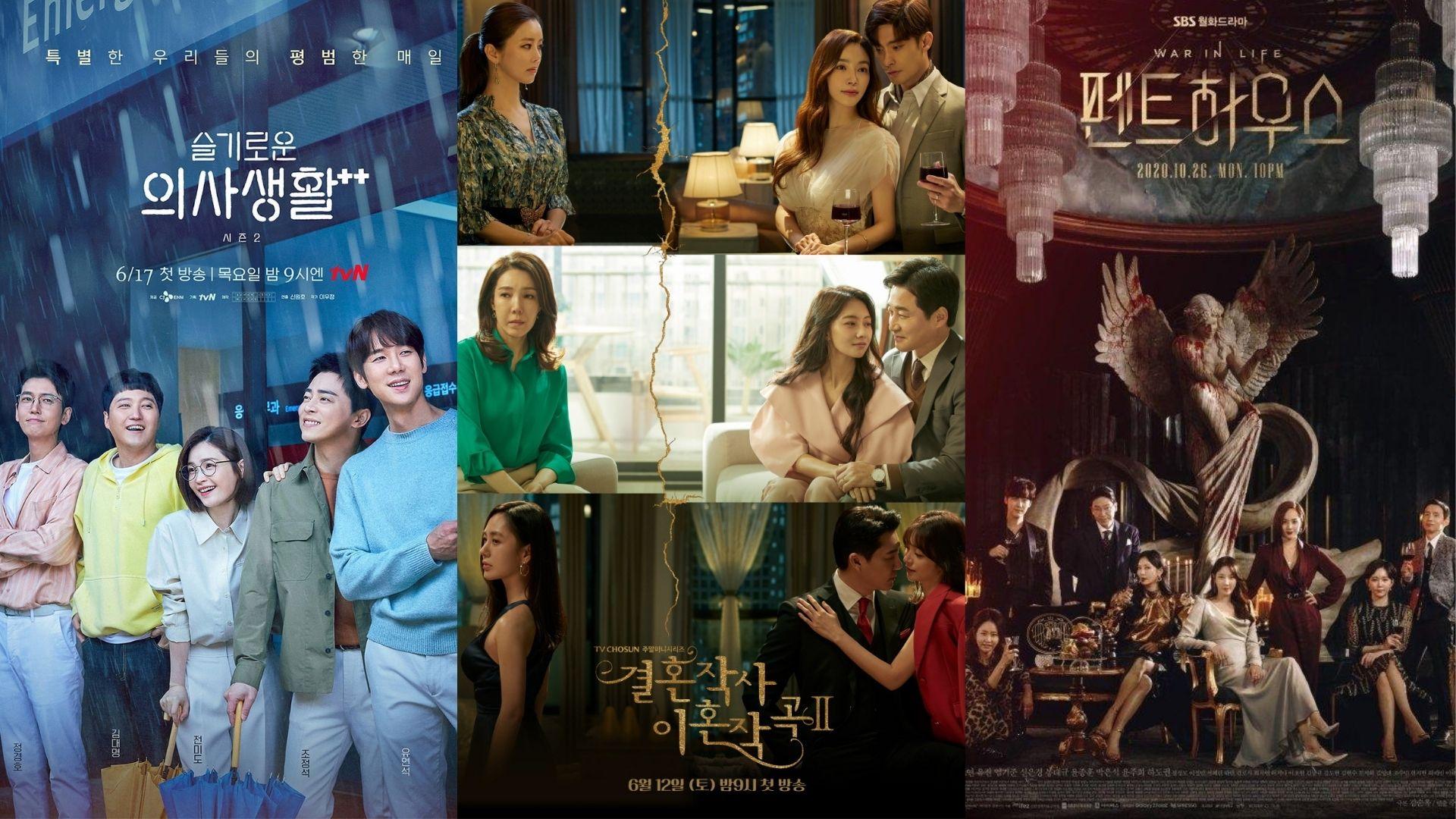 3 bộ phim đình đám Hàn Quốc mà bạn không nên bỏ qua trong tháng 6 này