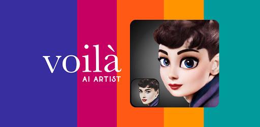 Voilà Artist- App chụp ảnh gây sốt biến hóa thành nhân vật Disney