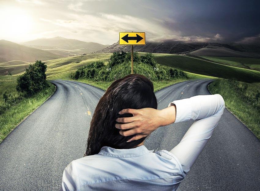 bài học hãy đi trên con đường của bạn
