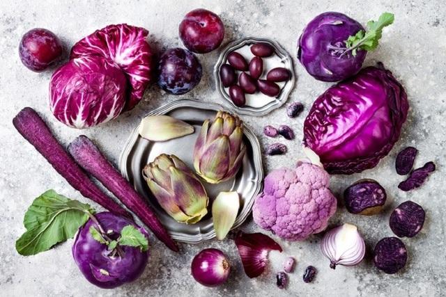 5 thực phẩm màu tím giúp chống oxy hóa, tăng cường hệ miễn dịch
