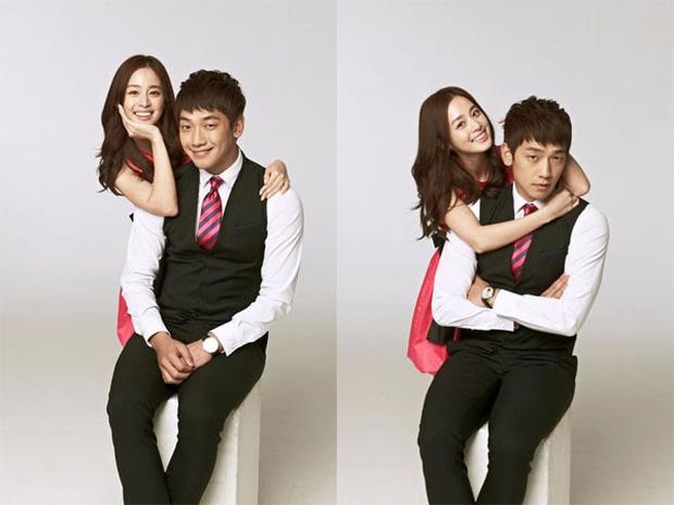 Bi Rain Kim Tae Hee