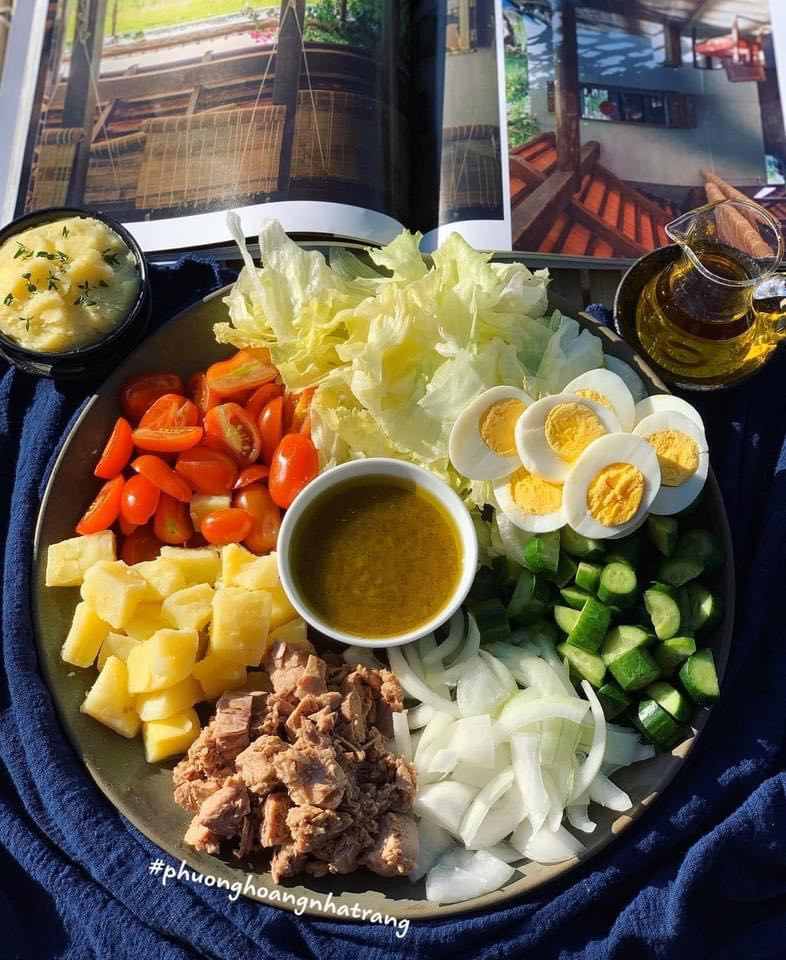 mon Salad