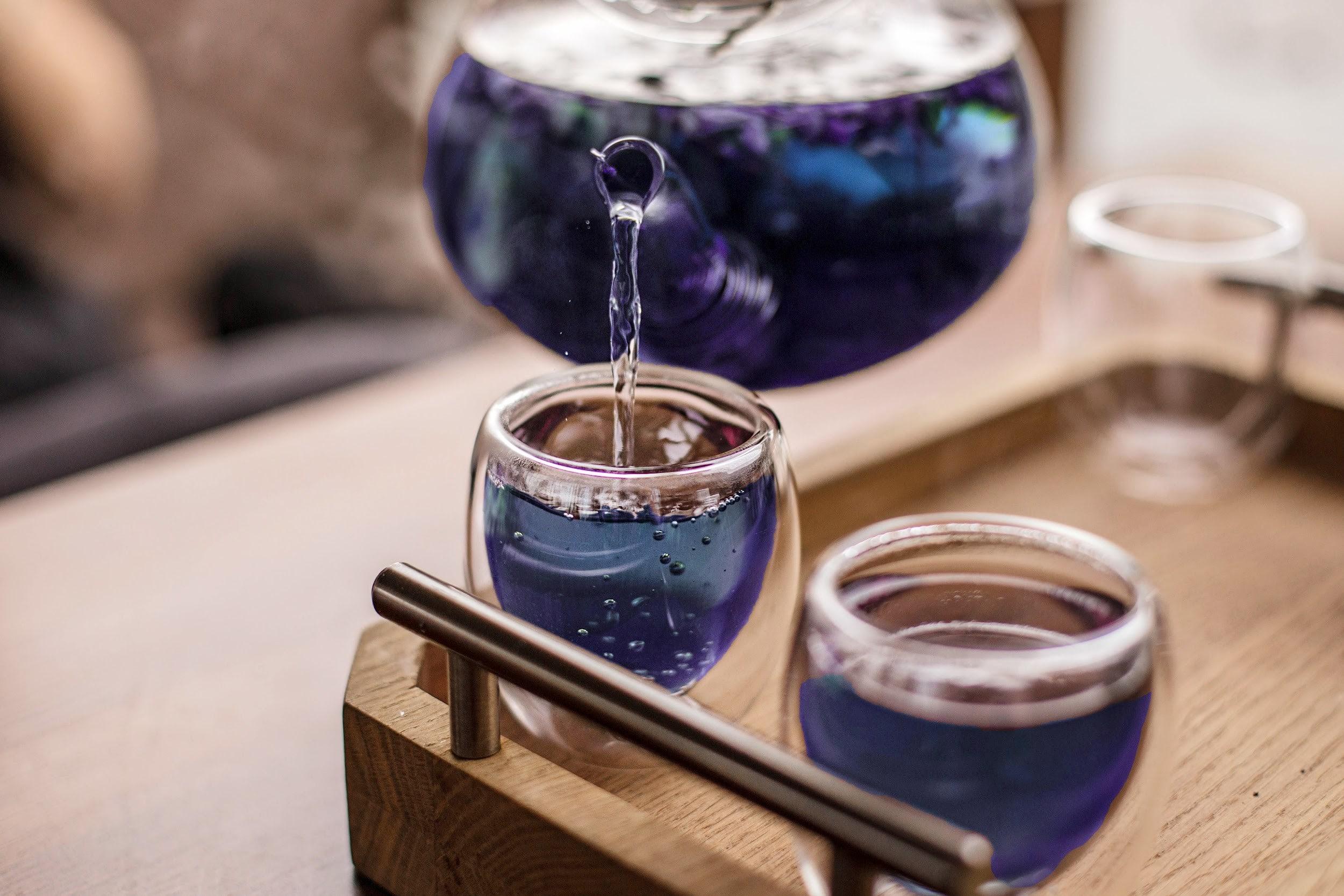 lợi ích trà hoa đậu biếc