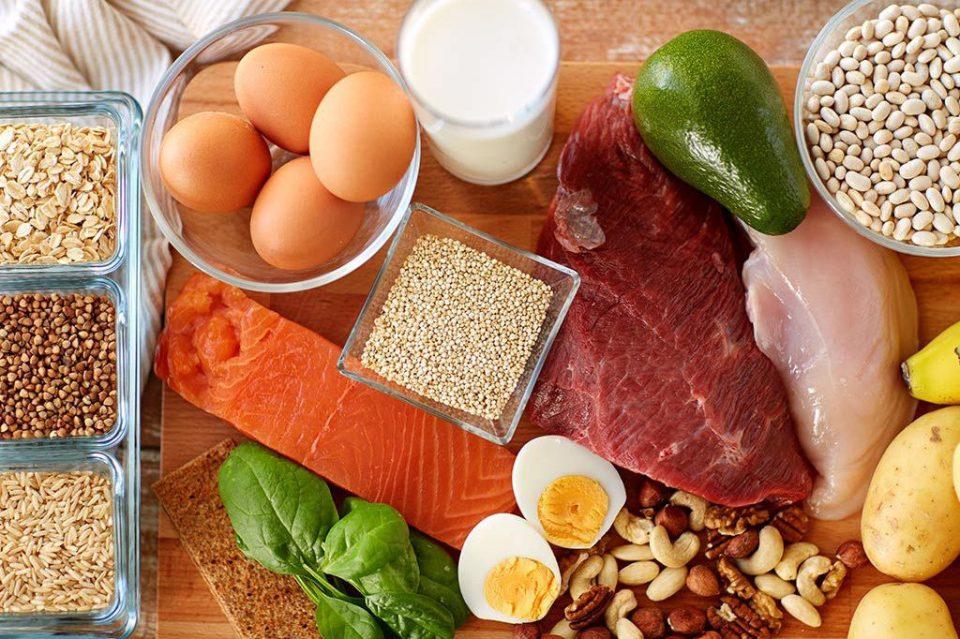 Chế độ ăn giàu protein để giảm cân vừa khỏe vừa đẹp 1