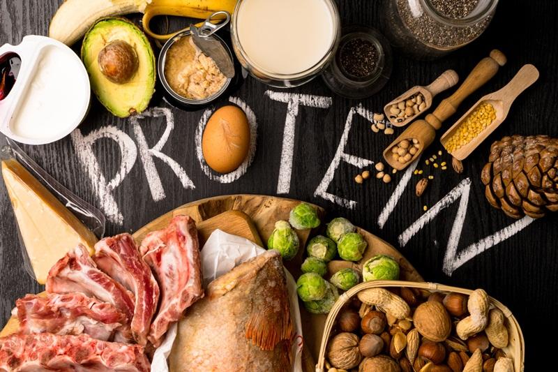 Chế độ ăn giàu protein để giảm cân vừa khỏe vừa đẹp