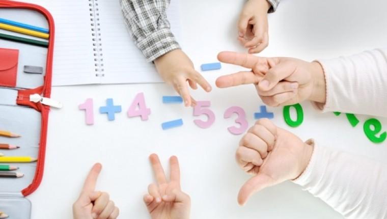 Finger Math - Phương pháp dạy bé học toán thông minh