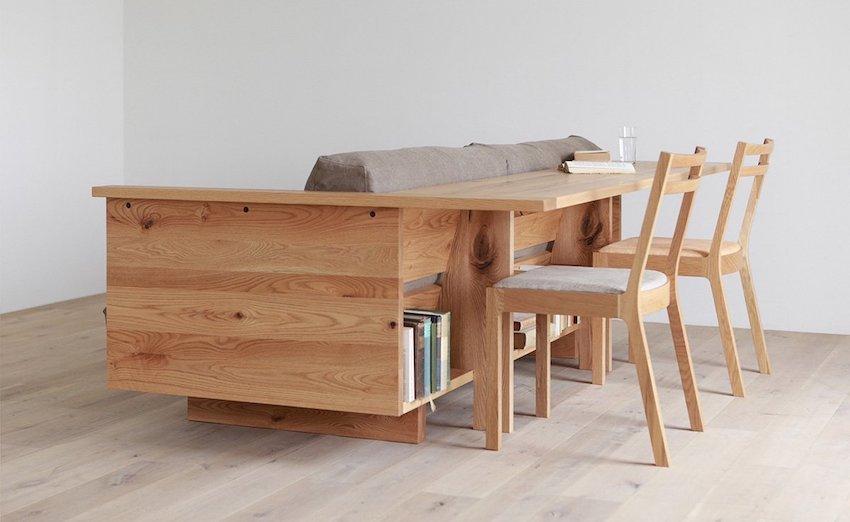Ghế sofa kết hợp bàn làm việc – sản phẩm tuyệt đẹp, phù hợp với không gian hiện đại hình 3