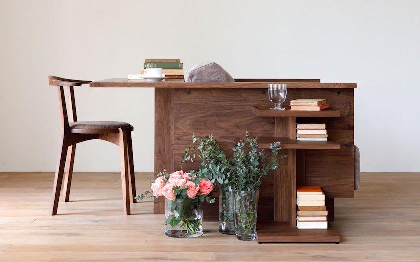 Ghế sofa kết hợp bàn làm việc – sản phẩm tuyệt đẹp, phù hợp với không gian hiện đại hình 4