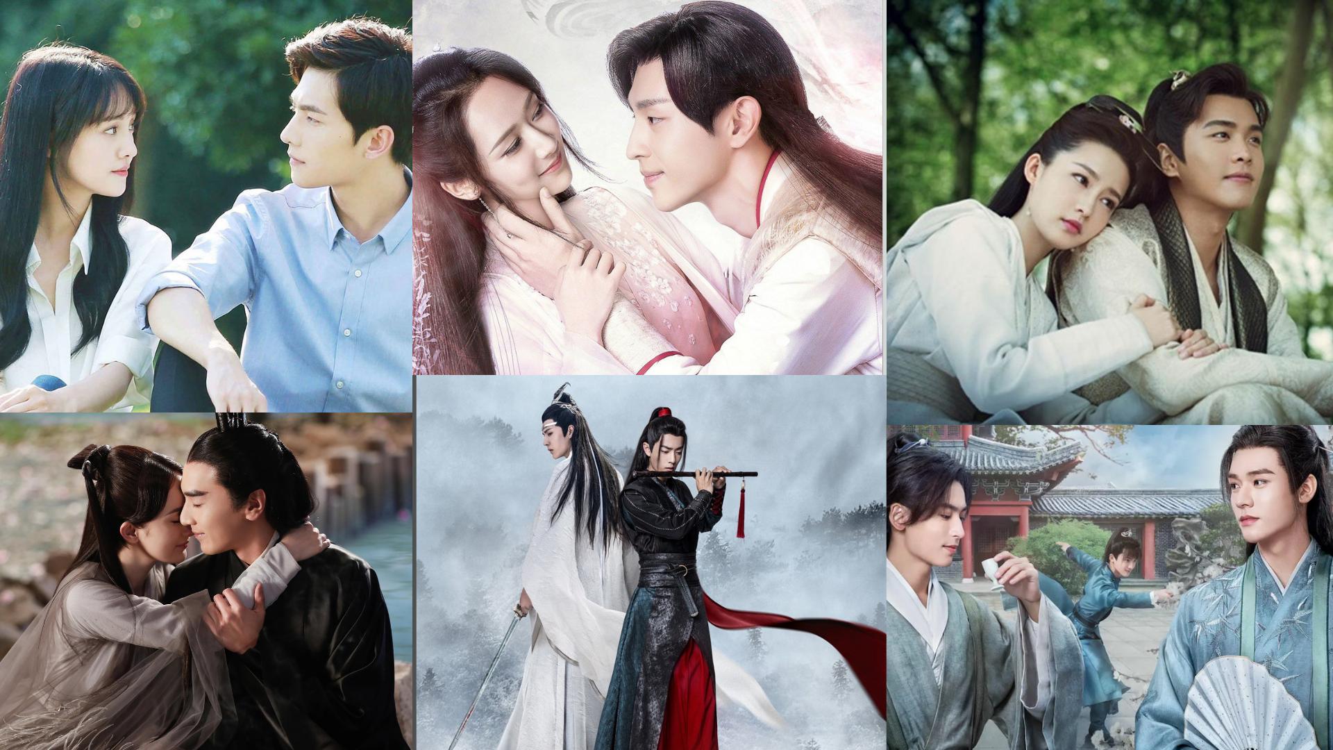 Top 10 bộ phim Trung Quốc chuyển thể từ tiểu thuyết hot nhất trong 5 năm qua