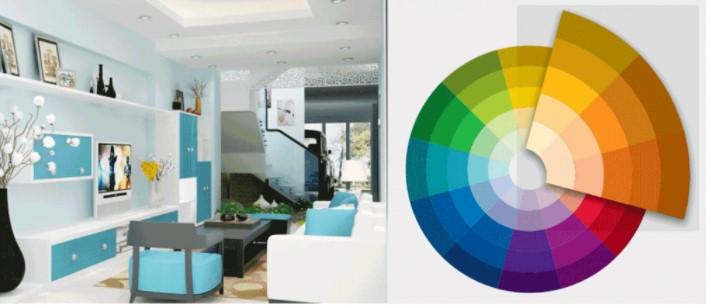 Khám phá danh sách màu sơn nhà đẹp xu hướng năm 2021