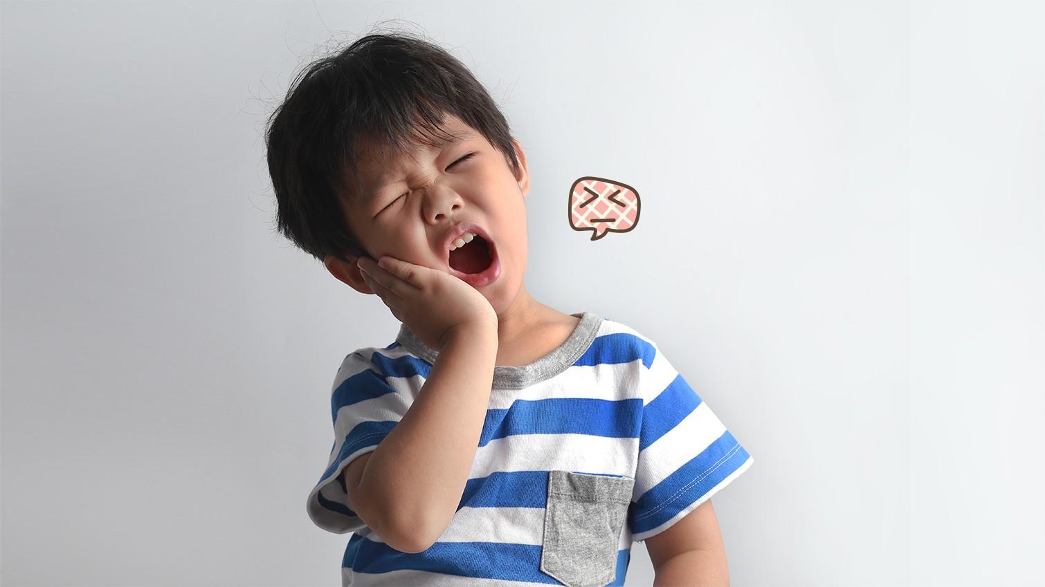Làm thế nào để phân biệt sâu răng và sún răng ở trẻ nhỏ