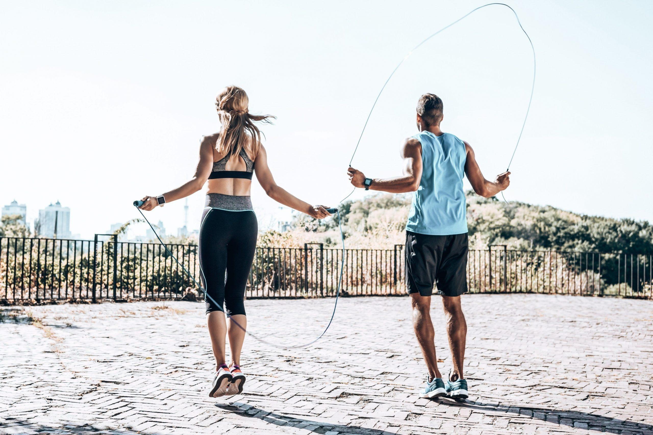 Lợi ích từ việc nhảy dây mỗi ngày, đặc biệt điều số 5 có thể khiến bạn bất ngờ