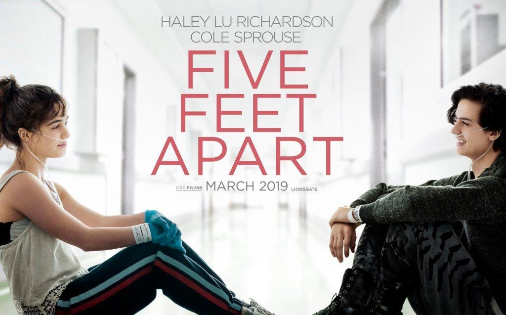 phim tình cảm Five Feet Apart