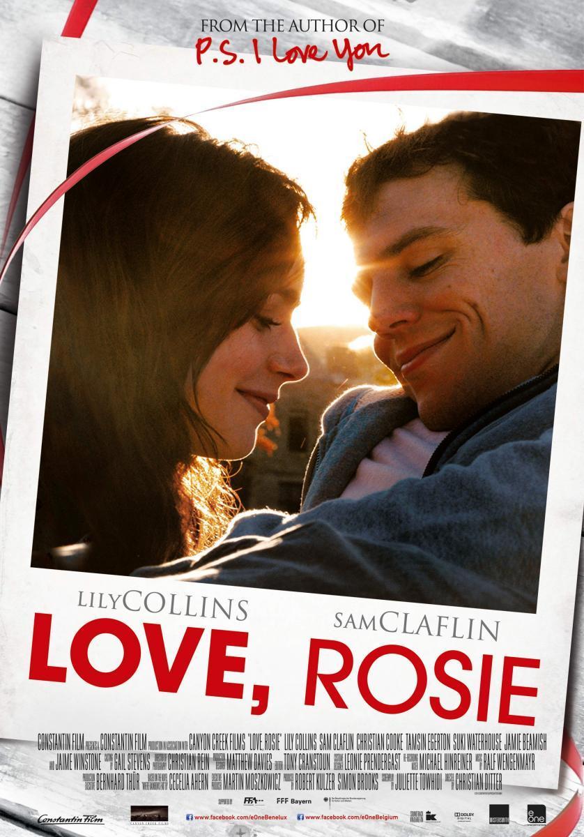 Phim tình cảm lãng mạn: Love, Rosie