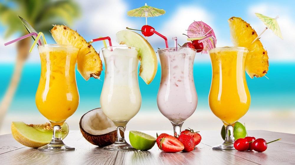 Mách bạn 5 loại nước ép giải khát, thanh nhiệt ngày nóng