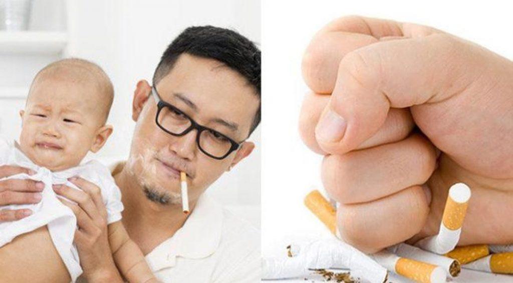 """Người hút thuốc không nên """"đón tay"""""""