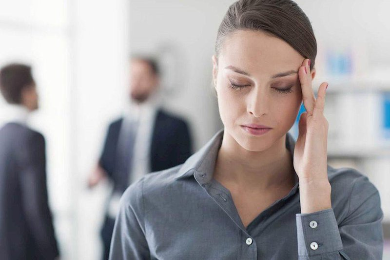Hỗ trợ diều trị đau nửa đầu