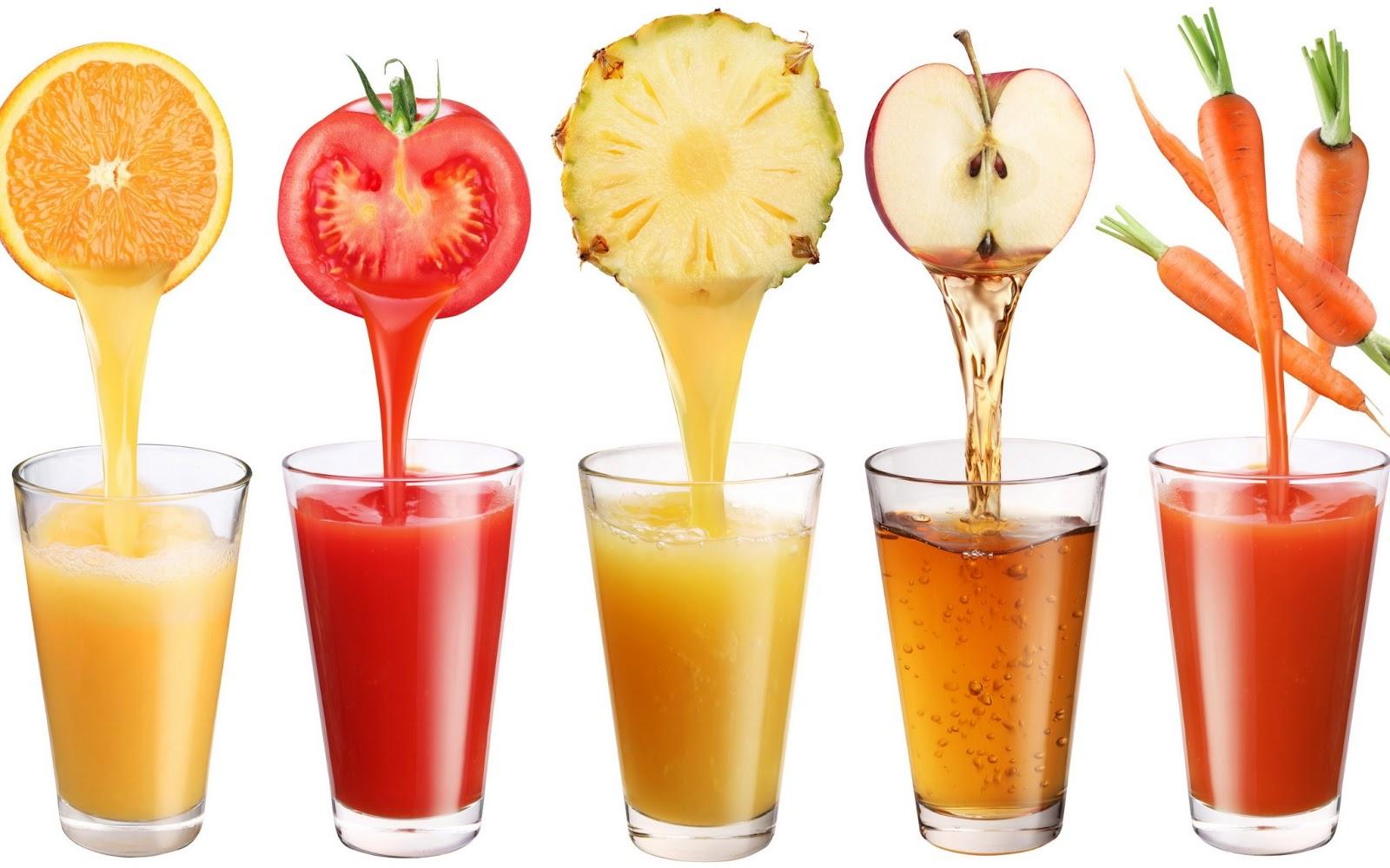 Nước ép trái cây có thực sự tốt và lành mạnh cho cơ thể?