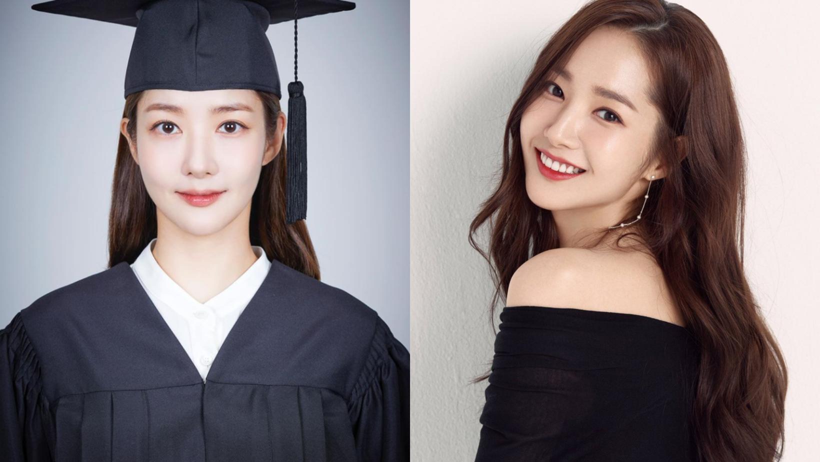 Park Min Young khoe tạo hình sinh viên trong phim mới, xứng danh