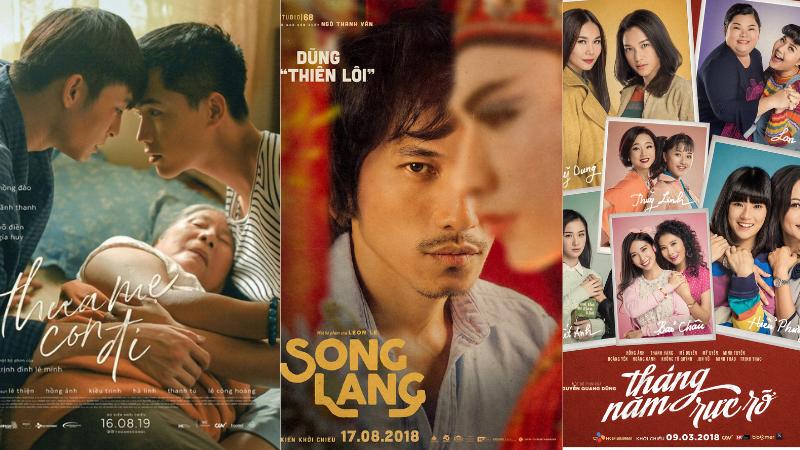 Dịch này ngồi nhà tận hưởng lại những bộ phim Việt hấp dẫn trên Netflix