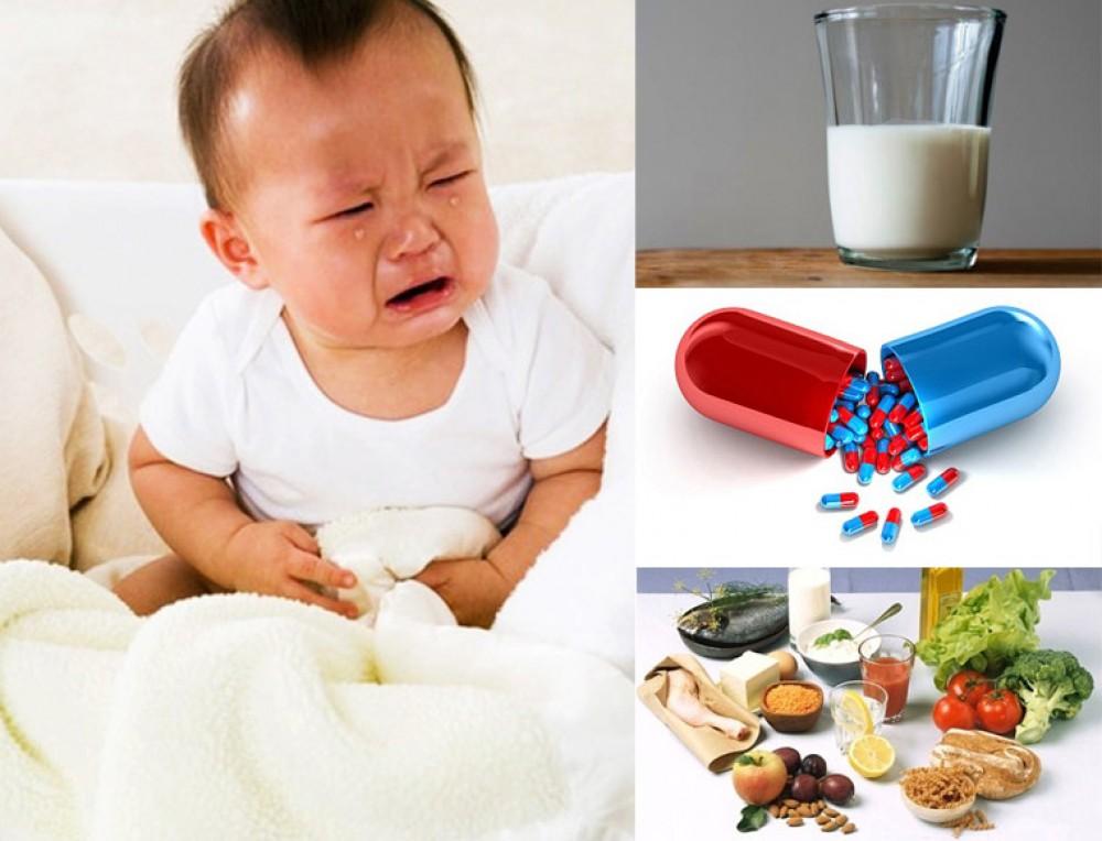 Rối loạn tiêu hóa ở trẻ em: Nguyên nhân và các triệu chứng thường thấy