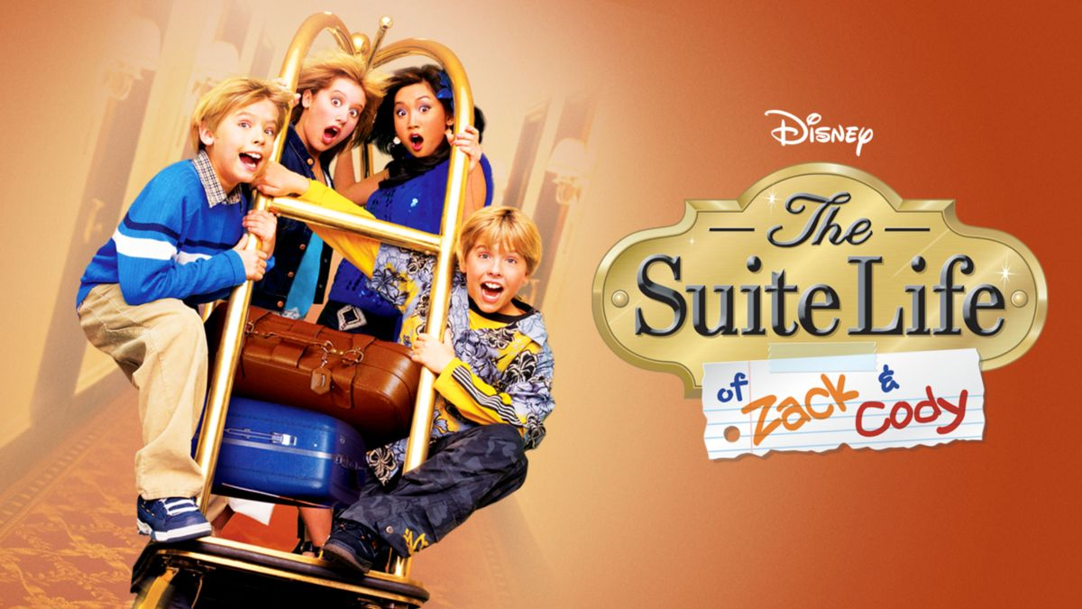 The suite life of Jack and Cody
