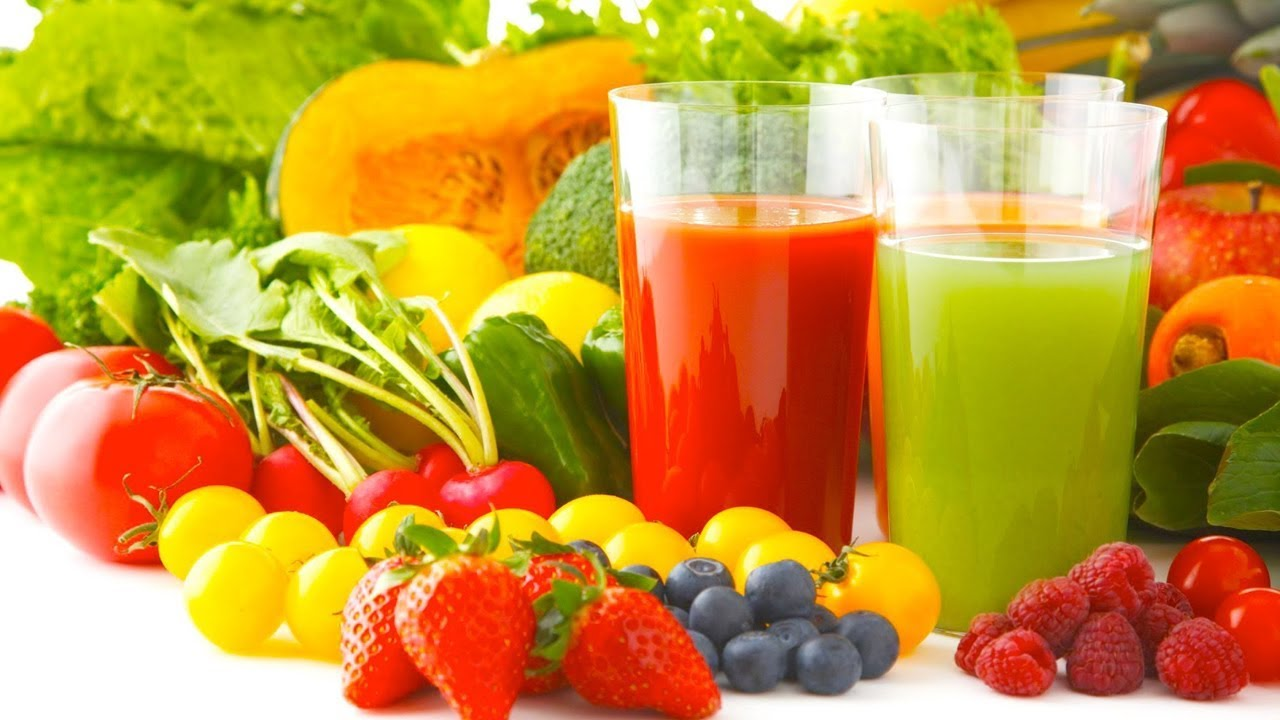 giúp con thích ăn rau