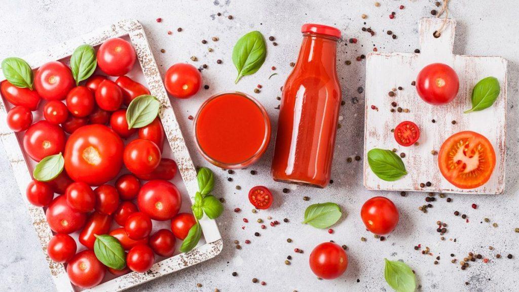 Tác dụng không ngờ của nước ép cà chua đối với sức khỏe và những lưu ý khi sử dụng hình 2