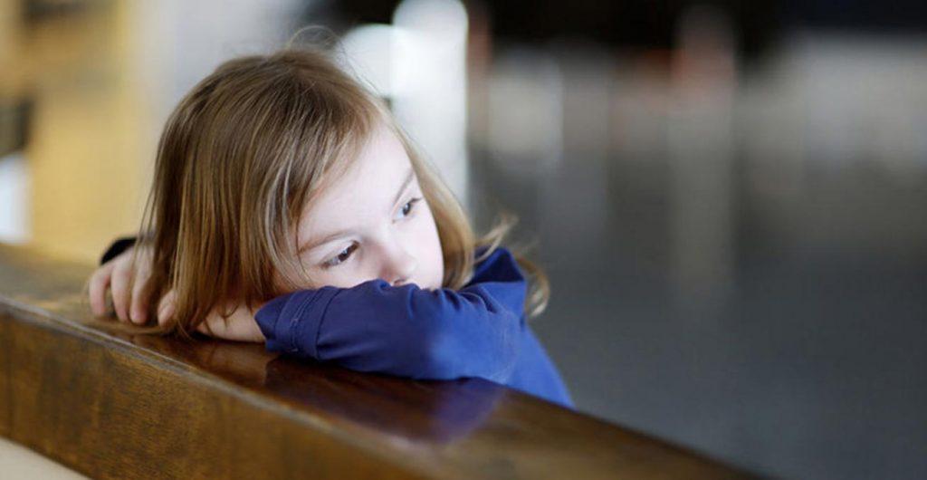 nổi giận khiến trẻ dễ bị trầm cảm