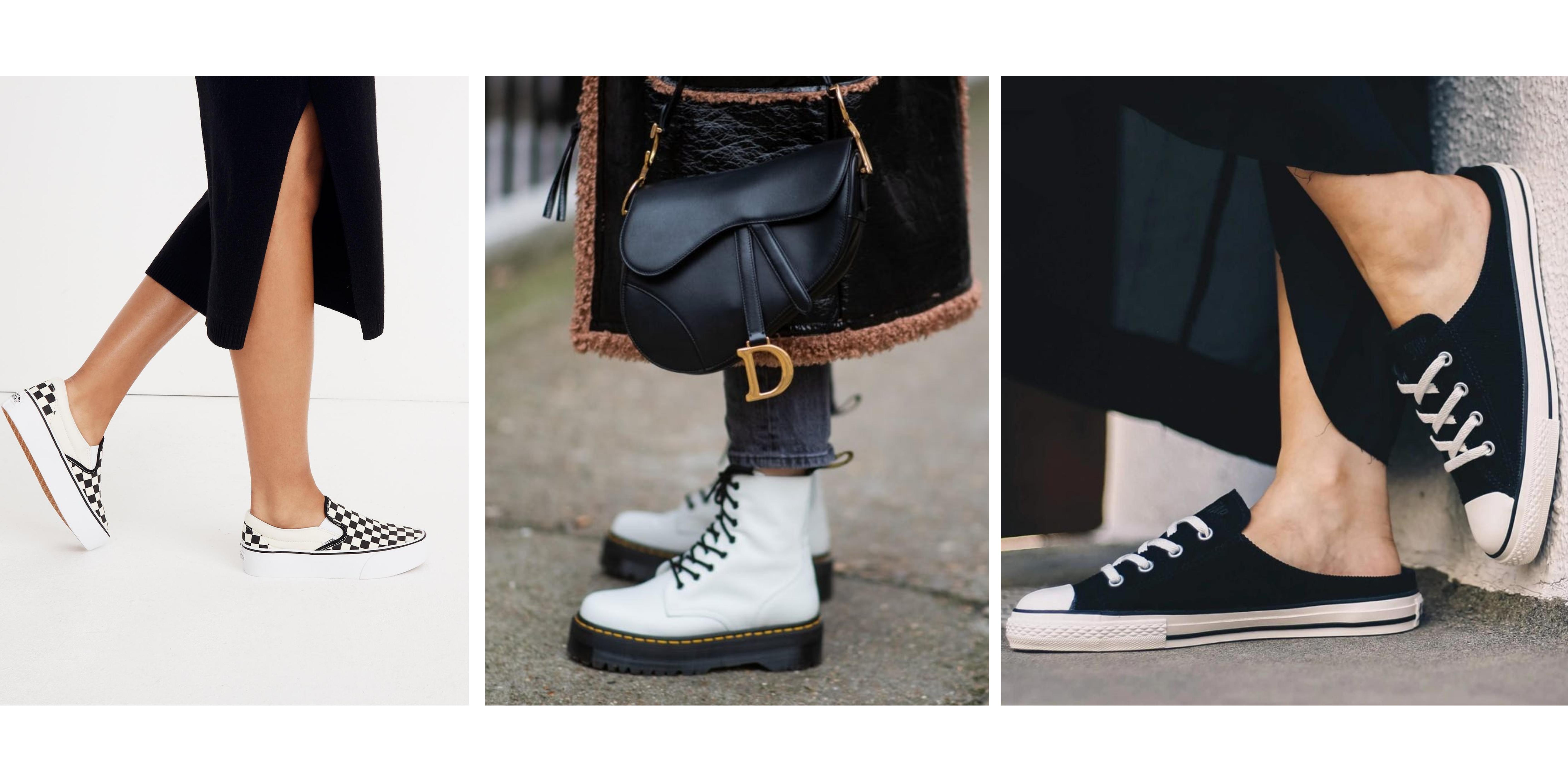 Kiểu giày yêu thích sẽ giải mã chính xác tính cách của bạn