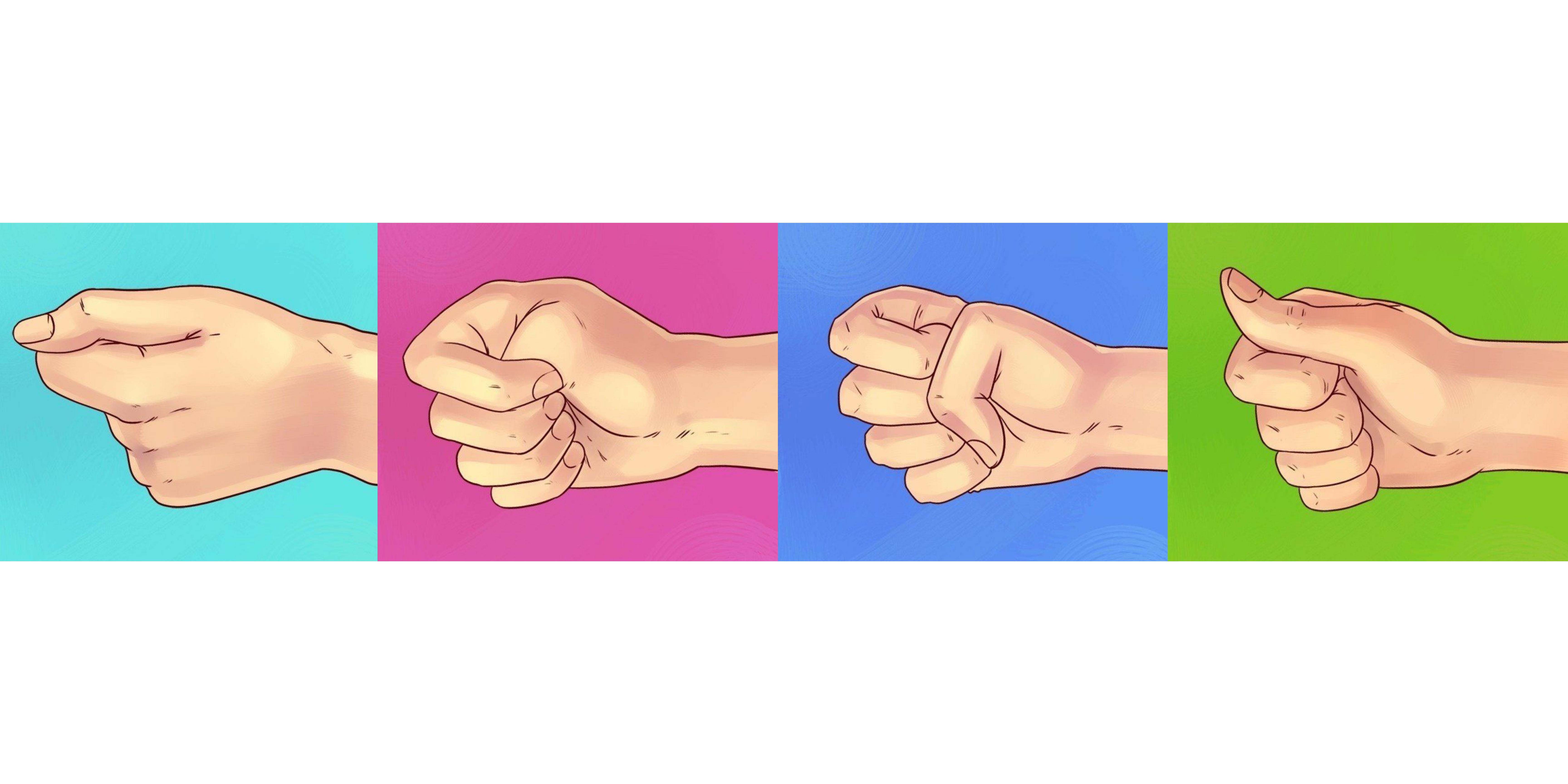 Cách nắm tay tiết lộ điều gì về tính cách và con người bạn?