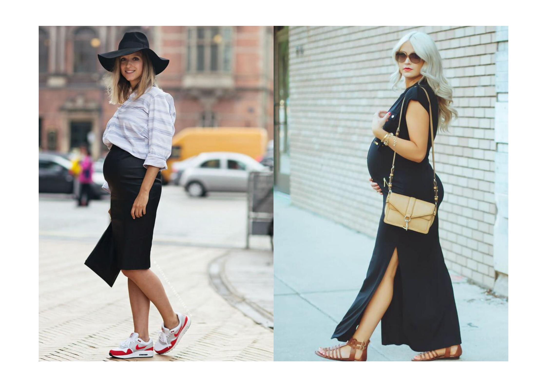 Gợi ý những mẫu giày dép thoải mái, dễ đi, an toàn với bà bầu