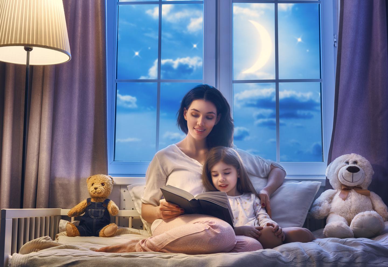 Tổng hợp truyện ngắn cho bé, mẹ kể đảm bảo bé ngủ siêu ngon!