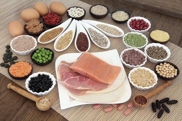 13 loại thực phẩm có nhiều chất đạm tốt cho người giảm cân